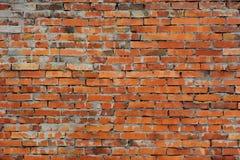 alte Backsteinmauer masern uns als Tapete Lizenzfreie Stockfotografie