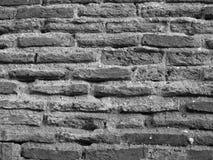 Alte Backsteinmauer masert Hintergrund Stockfotos