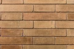 Alte Backsteinmauer mit Sprüngen und Kratzern Rastre Bild Stockbild