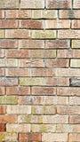 Alte Backsteinmauer mit vielen Beschaffenheit Stockfoto