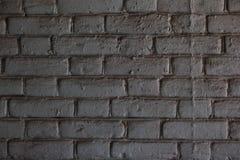 Alte Backsteinmauer mit Weiß und Hintergrund der roten Backsteine Weinlesebacksteinmauerbeschaffenheit Lizenzfreies Stockbild
