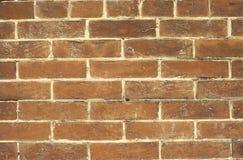 Alte Backsteinmauer, Washington, D C Stockfotografie