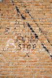 Alte Backsteinmauerbeschaffenheit Lizenzfreie Stockbilder