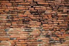 Alte Backsteinmauerbeschaffenheit Lizenzfreie Stockfotografie