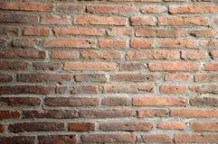 Alte Backsteinmauerbeschaffenheit Lizenzfreie Stockfotos