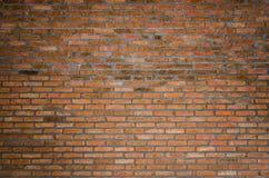 Alte Backsteinmauerbeschaffenheit als Hintergrund Stockfotos