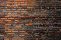 Alte Backsteinmauerbeschaffenheit als Hintergrund Lizenzfreies Stockfoto