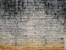 Alte Backsteinmauerbeschaffenheit für Hintergrund Stockfotos