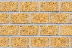 Alte Backsteinmauerbeschaffenheit für Hintergrund Lizenzfreie Stockfotografie