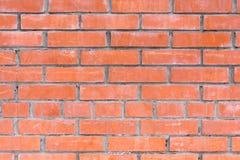 Alte Backsteinmauerbeschaffenheit oder -hintergrund Stockbilder