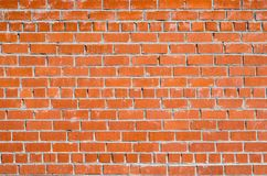 Alte Backsteinmauerbeschaffenheit oder -hintergrund Lizenzfreies Stockfoto