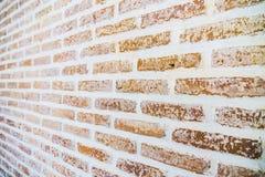 Alte Backsteinmauerbeschaffenheiten Lizenzfreies Stockbild