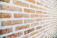 Alte Backsteinmauerbeschaffenheiten Lizenzfreie Stockbilder
