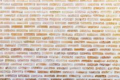 Alte Backsteinmauerbeschaffenheiten Stockbild