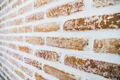 Alte Backsteinmauerbeschaffenheiten Stockfoto