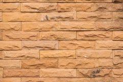 alte Backsteinmauerhintergrundbeschaffenheit, für Hintergrund Stockfotos
