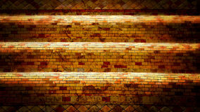 Alte Backsteinmauern der Pagode Stockfoto