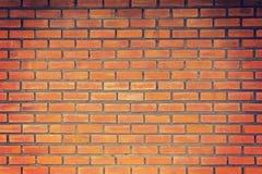 Alte Backsteinmauerweinlese und -beschaffenheit Lizenzfreies Stockfoto