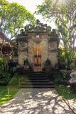 Alte Balinesestatuen, Hinduismus lizenzfreie stockbilder