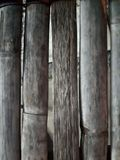 Alte Bambusbeschaffenheit Lizenzfreie Stockfotografie