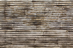 Alte Bambusbeschaffenheit Lizenzfreies Stockbild