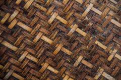 Alte Bambusbeschaffenheit Lizenzfreie Stockfotos