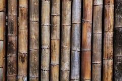 Alte Bambusbeschaffenheit Stockbilder