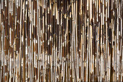 Alte Bambusbeschaffenheit Stockfotografie
