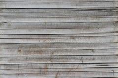 Alte Bambusbeschaffenheit, damit die Anwendung Hintergrund ist Stockfoto
