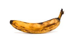Alte Banane Stockfotografie