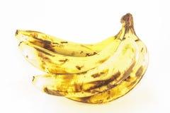 Alte Banane Stockbild