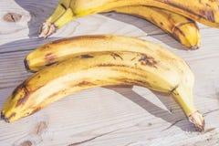 Alte Banane Lizenzfreies Stockfoto