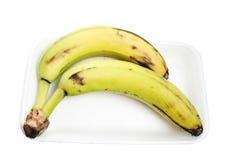 Alte Bananen Lizenzfreies Stockbild