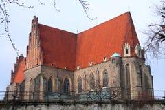 Alte Basilika Lizenzfreie Stockbilder