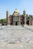 Alte Basilika von unserer Mary von Guadalupe, Mexiko City Lizenzfreies Stockbild