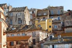 Alte Bastia-Architektur Stockbilder