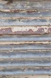 Alte Bauholzplattenwand Lizenzfreie Stockfotografie