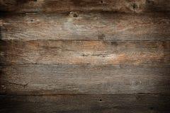 Alte Bauholzwand Stockfotos