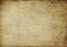 Alte befleckte Papierbeschaffenheit Lizenzfreies Stockbild