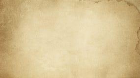 Alte befleckte Papierbeschaffenheit Lizenzfreie Stockfotos