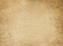 Alte befleckte Papierbeschaffenheit oder Hintergrund Stockfoto