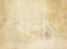 Alte befleckte Papierbeschaffenheit oder Hintergrund Lizenzfreies Stockbild