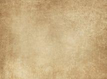 Alte befleckte Papierbeschaffenheit oder Hintergrund Lizenzfreies Stockfoto
