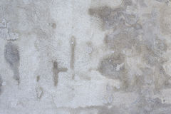 Alte befleckte vergipste Wand Stockbilder