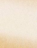 Alte beige Papierbeschaffenheit Stockfoto