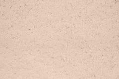Alte beige Stucklehmwand Lizenzfreies Stockbild