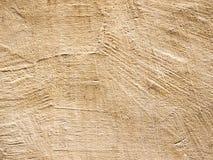 Alte beige Wand, helle Beschaffenheit, Hintergrund für Design Stockfotos