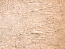 Alte beige Wand, helle Beschaffenheit, Hintergrund für Design Stockbilder