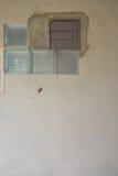 Alte Belüftungsöffnung für Luft lüften Stockfotos