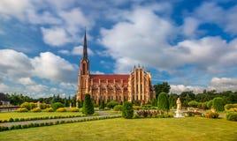 Alte belarussische Kirche Lizenzfreies Stockbild
